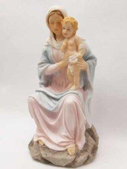 画像1: 聖像 聖母子  No.52710