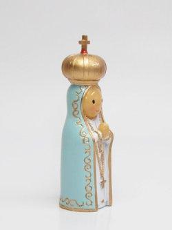 画像2: 聖像 Our Lady of Fatima(ファティマの聖母)