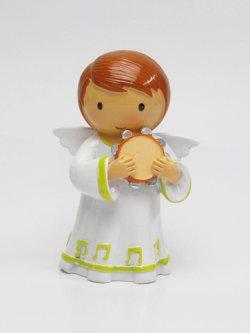 画像1: 聖像 Angel With Tambourine(天使とタンバリン)