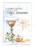 二つ折りカード初聖体(First Holy Communion)  ※返品不可商品