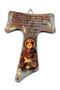 聖フランチェスコのタウ十字架 ※返品不可商品