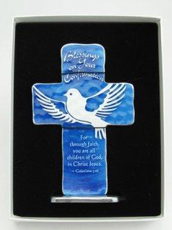 画像4: 卓上十字架 堅信  ※返品不可商品