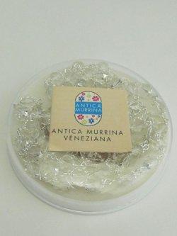 画像1: Web限定:ムラノグラス製ロザリオ(trasparenza)  ※返品不可商品