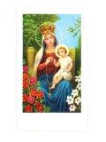 ご絵  ロザリオの聖母  (10枚セット) ※返品不可商品