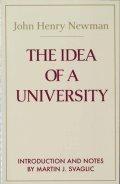 The idea of a university(John Henry Newman)