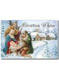 3Dクリスマスカード 97676/2 ※返品不可商品
