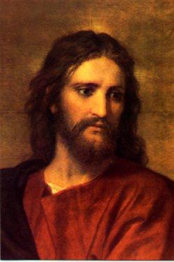 画像1: フィデスポストカード キリスト (5枚組)