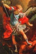 フィデスポストカード 大天使聖ミカエル (5枚組)