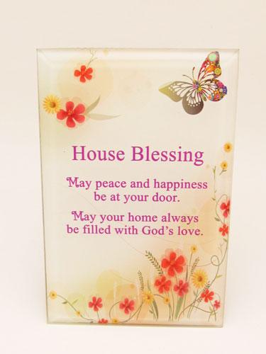 卓上飾り house blessing 返品不可商品 パウルスショップ